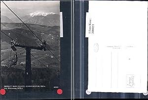 2008951,Berglift Sessellift Maria Schutz Sonnwenstein geg. Schneeberg