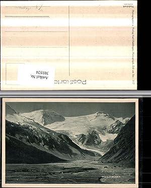 303524,Mooserboden Bergkulisse b. Kaprun