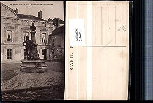 311696,Longjumeau Le Postillon de Longjumenau Denkmal Büste