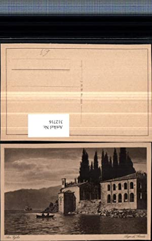 312716,Veneto Verona Lago di Garda San Vigilio