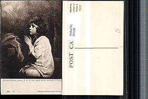 322128,Künstler AK Joshua Reynolds Infant Samuel Kneeling