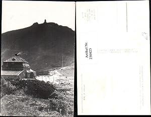 230423,Karkonosze Riesengebirge Widok na Sniezke b. Karpacz