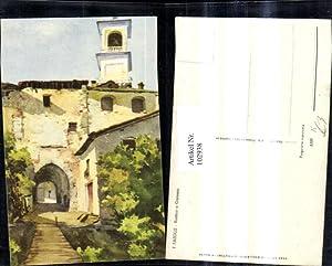 102938,Künstler Ak F. Fasolis Piemonte Rustico a