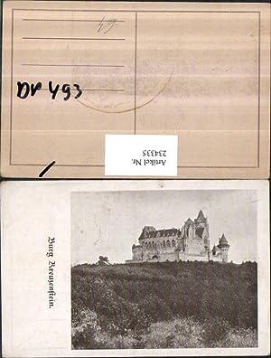 234335,Burg Kreuzenstein b. Korneuburg