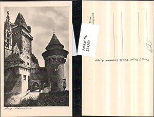 234340,Burg Kreuzenstein b. Korneuburg Turm