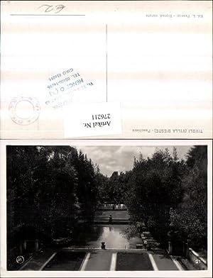 276211,Lazio Roma Tivoli Villa d'Este Peschiere Wasserbecken