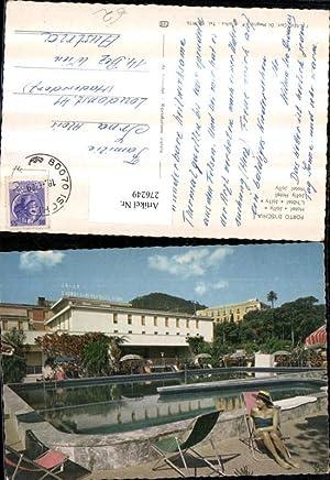 276249,Campania Napoli Neapel Porto d'Ischia Insel Hotel