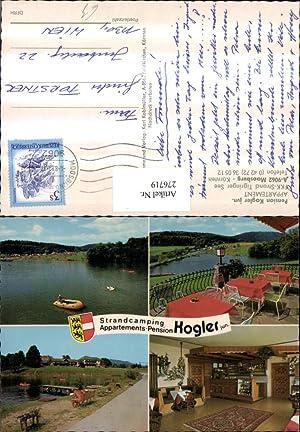 276719,Moosburg FKK-Strand Tigringer See Strandcamping Pension Kogler