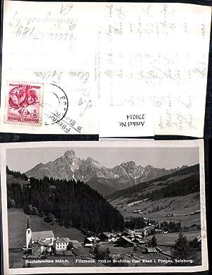 270214,Filzmoos Totale b. Eben im Pongau m.
