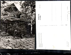 271090,Radebeul Indianer-Museum d. Karl-May-Stiftung