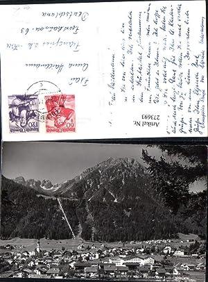 273693,Fulpmes im Stubai Totale Berglift nach Frohneben
