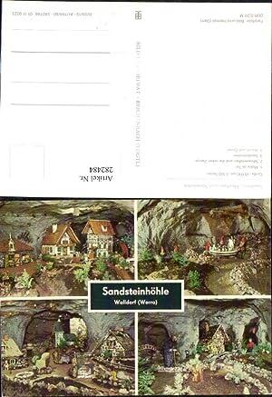 282484,Walldorf an d. Werra Sandsteinhöhle Märchen Schneewittchen