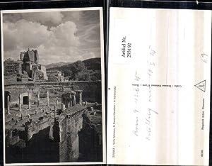 293192,Lazio Roma Tivoli Villa Adriana Il Portico