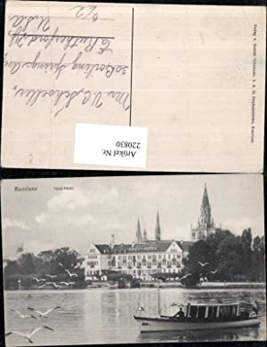 220830,Konstanz Insel-Hotel Boot