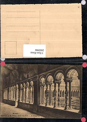 2002988,Roma Rom Basilica di San Paolo fuori