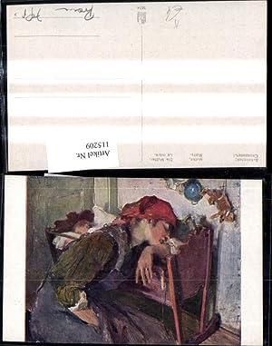 115209,Künstler Ak Schovanek Matka Die Mutter Frau