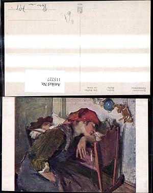 115227,Künstler Ak Schovanek Matka Die Mutter Frau