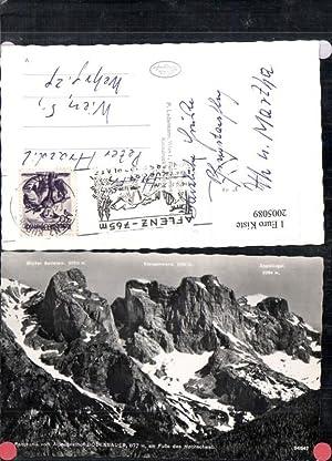2005089,Panorama Bergkulisse vom Alpengasthof Bodenbauer am Fuße