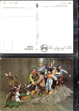 136503,Puppen Elli Riehl 2058 Spielzeug Hase i.