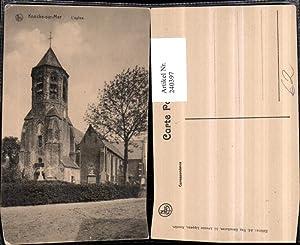 240397,Knocke-sur-Mer L'eglise Kirche