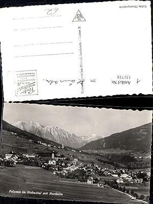 151718,Foto Ak Fulpmes i. Stubaital m. Nordkette