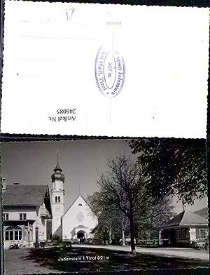 246085,Judenstein in Tirol Kirche