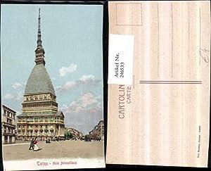246533,Torino Turin Mole Antonelliana Bauwerk