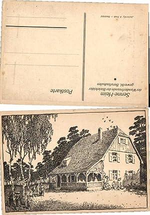 53853,Senne Heim Bielefeld Künstlerkarte