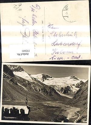 192681,Moserboden Mooserboden Foto Ak b. Kaprun Zell