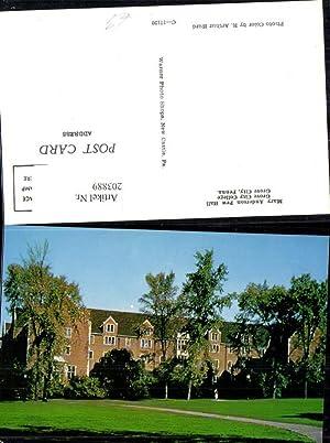 203889,Pennsylvania Grove City Grove City College Mary