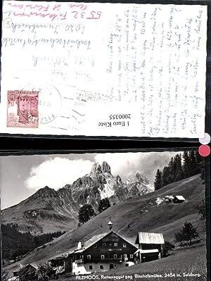2000355,Filzmoos Retteneggut geg. Bischofsmütze Salzburg