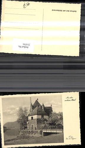 214791,Foto Ak Kobern-Gondorf An d. Unteren Mosel
