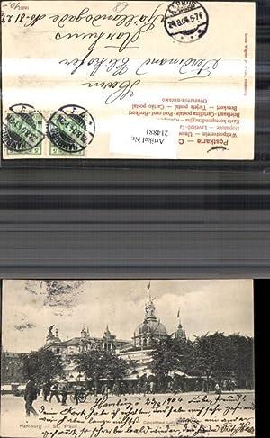 214881,Hamburg St Pauli Concerthaus Ludwig Konzerthaus