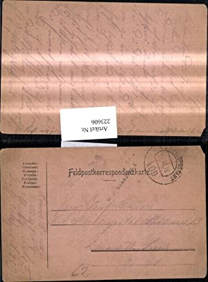 223606,K.k. Feldpost 409 Dragoner Regt. 1-4 M.G.
