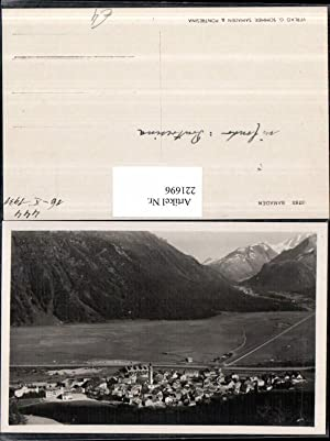 221696,Samaden Totale Kt Graubünden