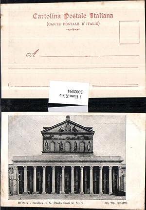 2002894,Roma Rom Basilica di San Paolo fuori