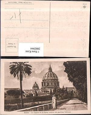 2002944,Roma Rom La Cupola di San Pietro