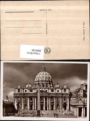 2003186,Roma Rom Basilica di San Pietro Kirche