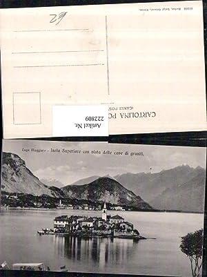 222809,Piemonte Lago Maggiore Isola Superiore con vista