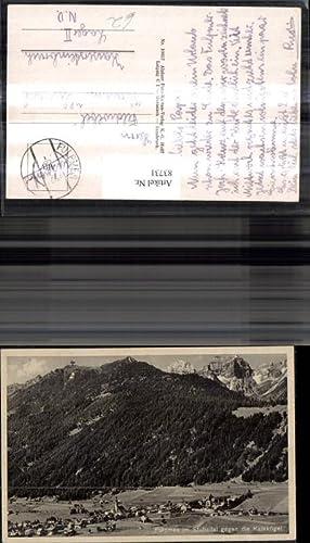 83731,Fulpmes i. Stubaital geg. d. Kalkkögel