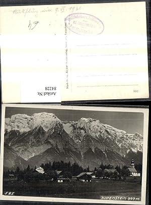 84228,Foto Ak Judenstein Rinn