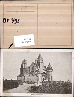 234333,Burg Kreuzenstein b. Korneuburg