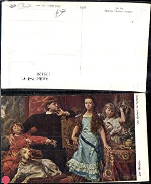 175120,Künstler Ak Jan Matejko Les Enfantes de