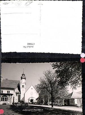 175802,Judenstein i. Tirol Ansicht m. Kirche