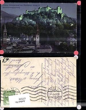 177135,Salzburg Festung Hohensalzburg v. Elektrischen Aufzug i.