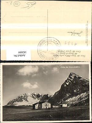 182664,Trentino Cima del Giovo Casa del Giovo