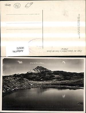 182672,Trentino Lago del Giovo e Cima del