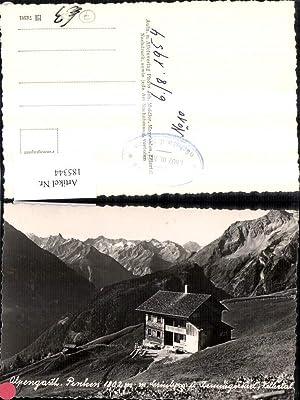 185344,Alpengasthof Penken m. Grimberg u. Zemmgrund Zillertal