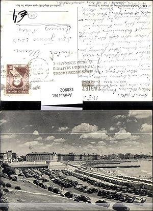188802,Argentinien Mar del Plata Aspecto panoramico de