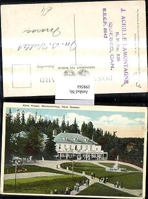 198561,Kanada Kent House Montmorency Near Quebec